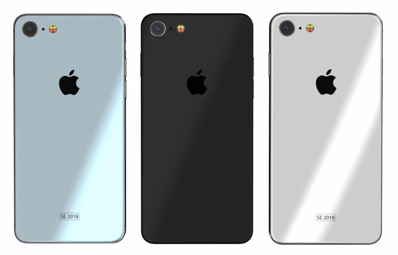 iPhone Xスタイルの「iPhone SE2」のコンセプト動画が公開