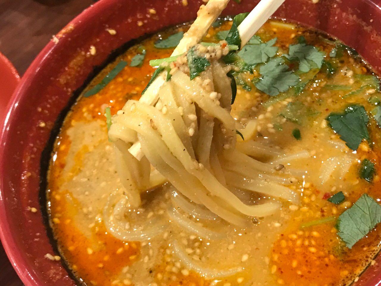 【けやき坂46】ラーメン大好き齊藤さん(アイドル)の教えに従い、くら寿司で「胡麻香る担々麺」を食べてきた。