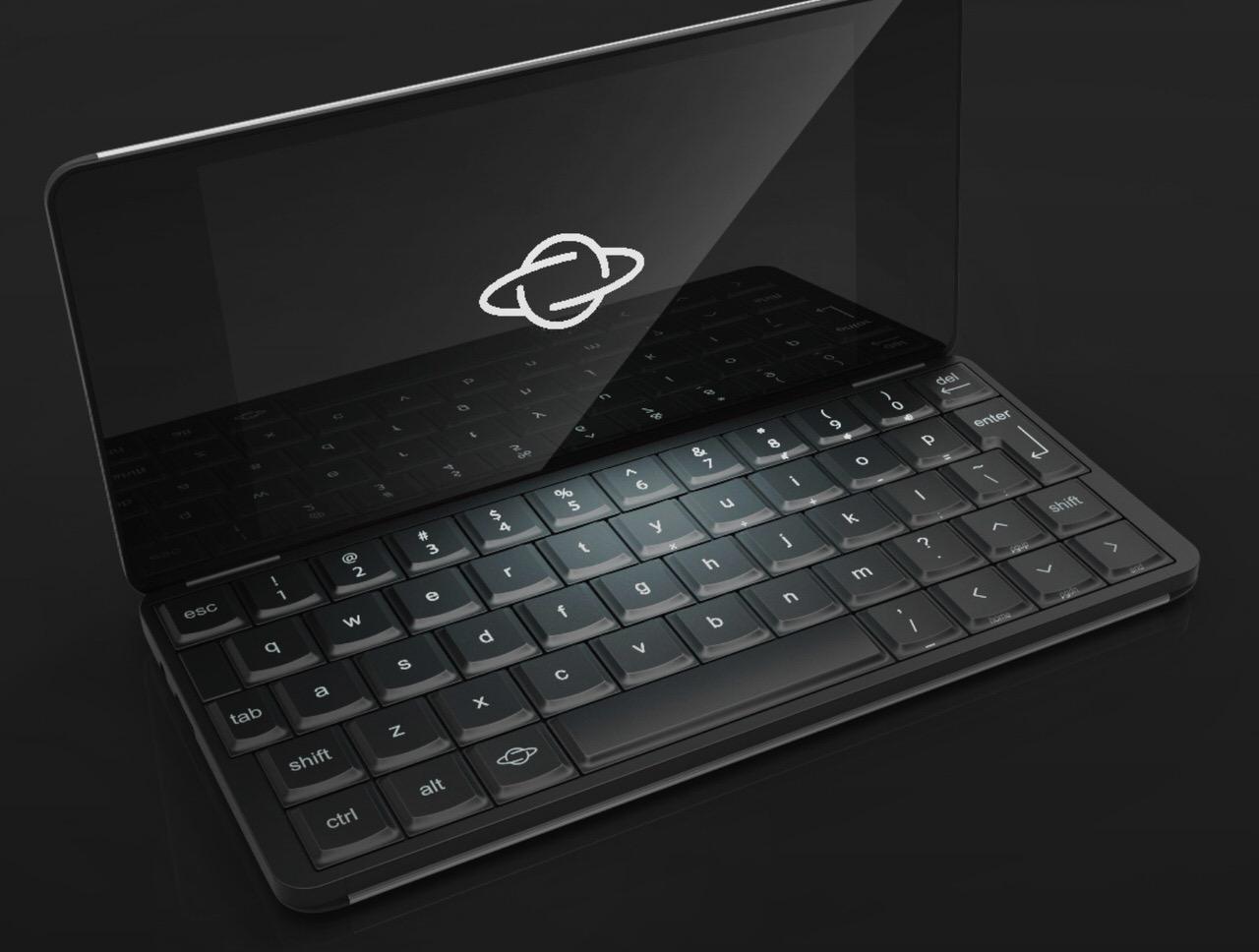 Psionを彷彿とさせるAndroid/Linuxがデュアルブートするフルキーボード搭載スマホ「Gemini PDA」
