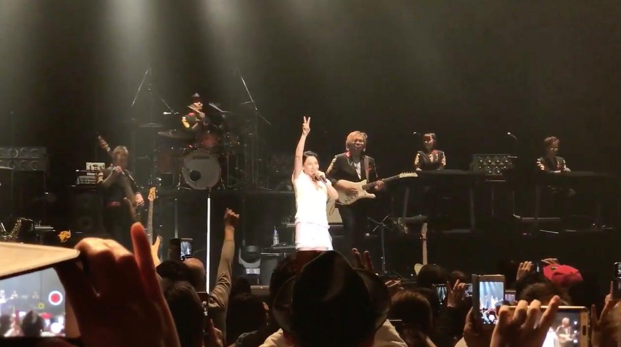 【動画あり】広瀬香美ウインターツアーで「ロマンスの神様」キー2音上げに挑戦するも!?