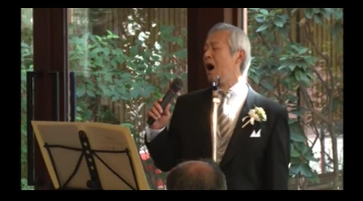 娘の結婚式で中島みゆき「糸」を熱唱するハードロッカーな新婦の父