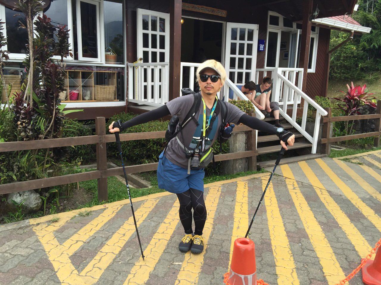 Kota Kinabalu climbing 3967