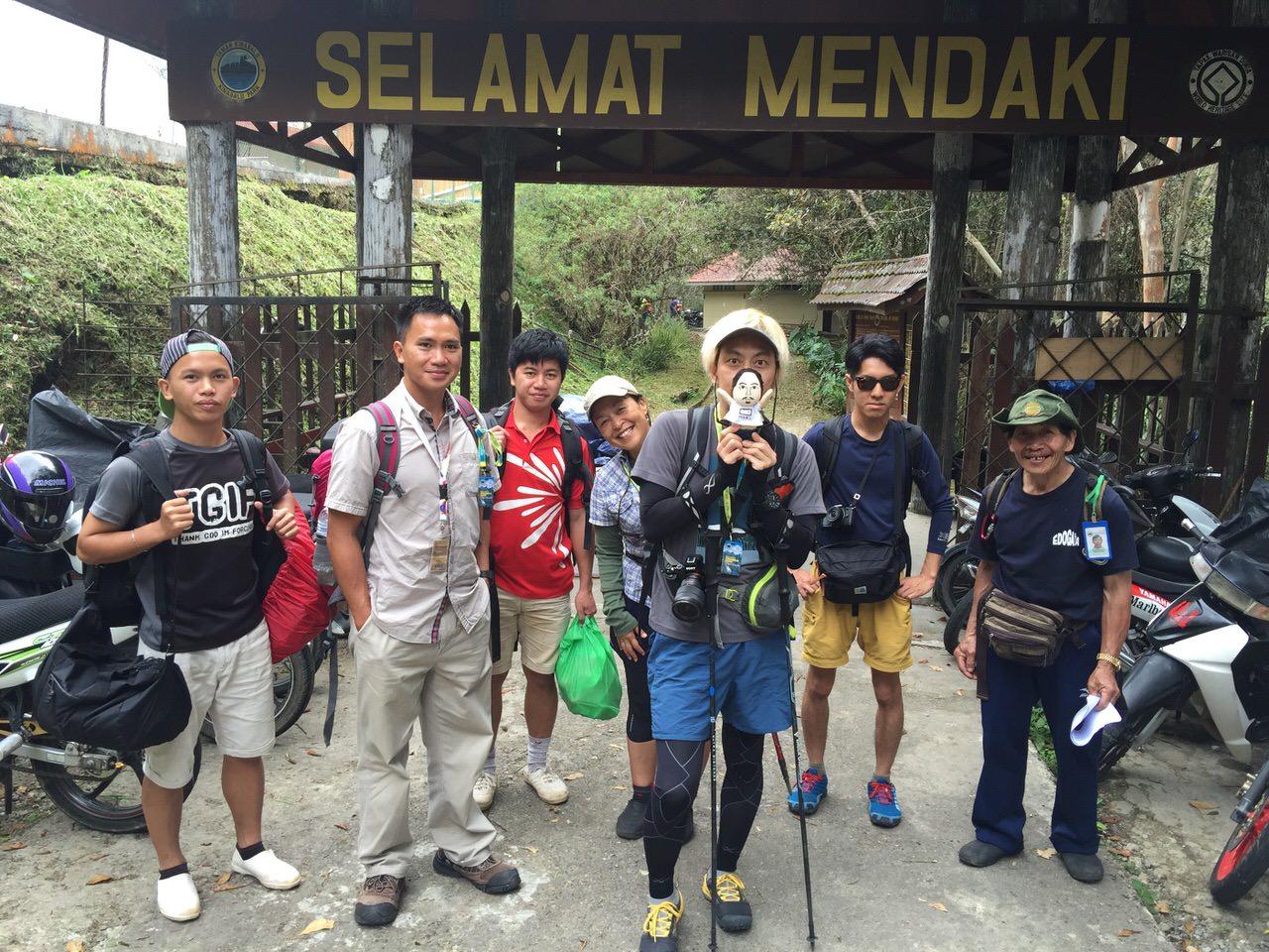 Kota Kinabalu climbing 3971