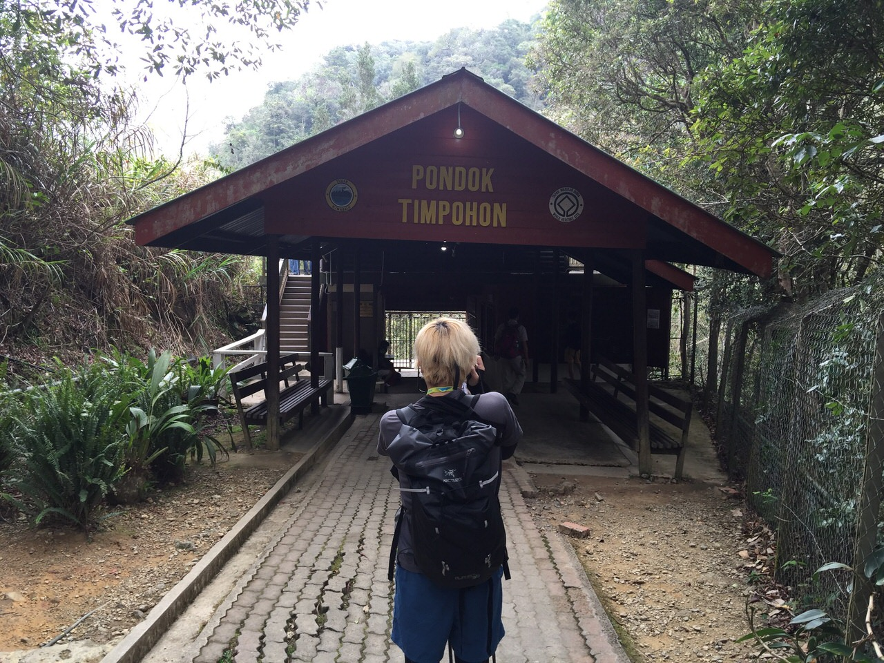 Kota Kinabalu climbing 3973