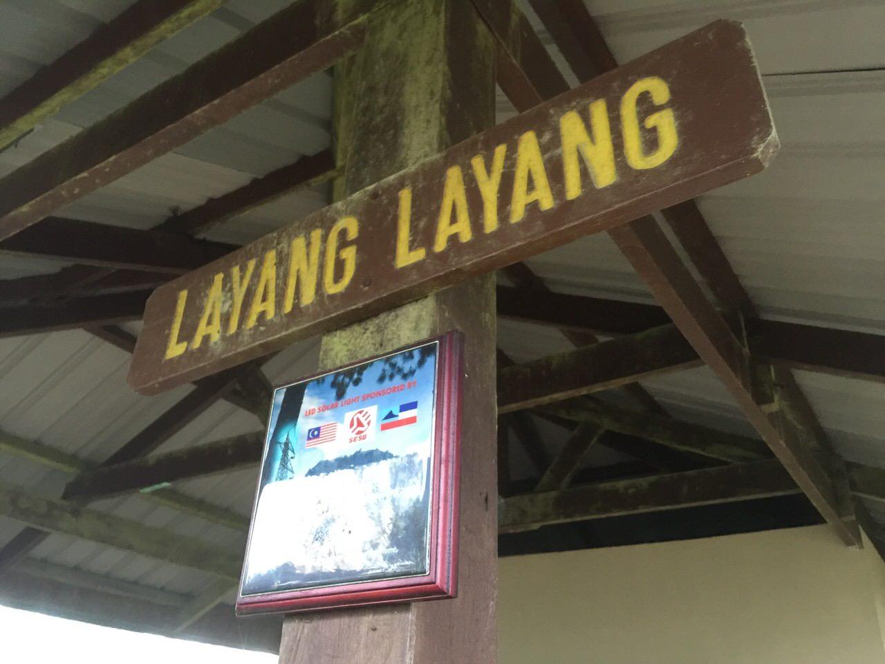 Kota Kinabalu climbing 4032