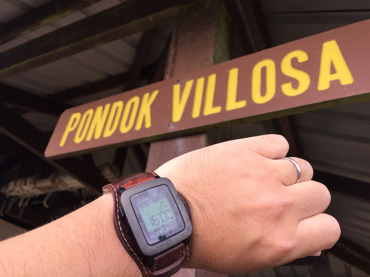 Kota Kinabalu climbing 4080