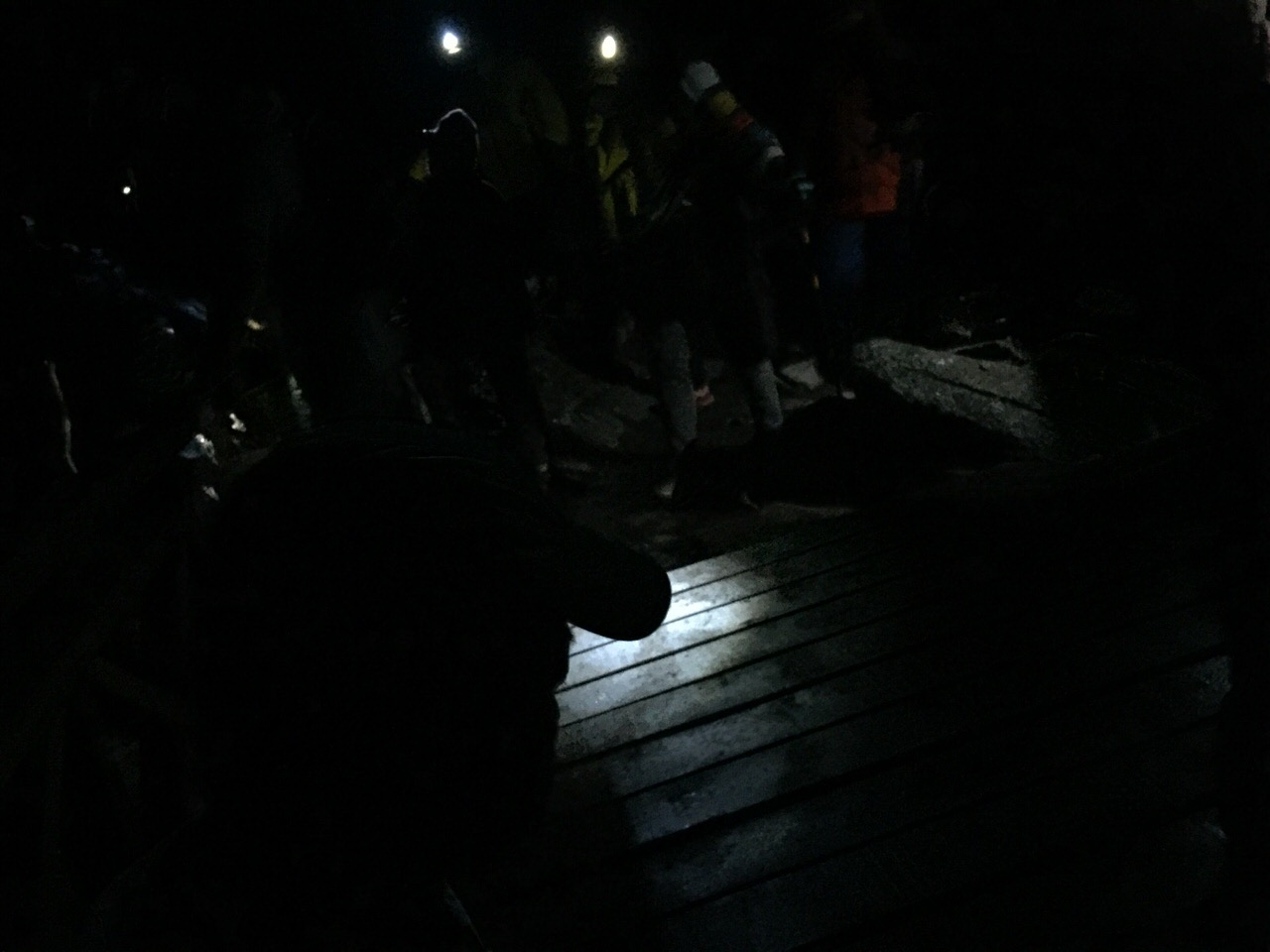 Kota Kinabalu climbing 4139