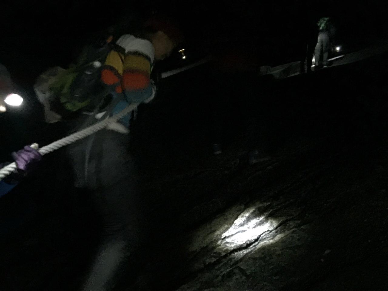 Kota Kinabalu climbing 4141