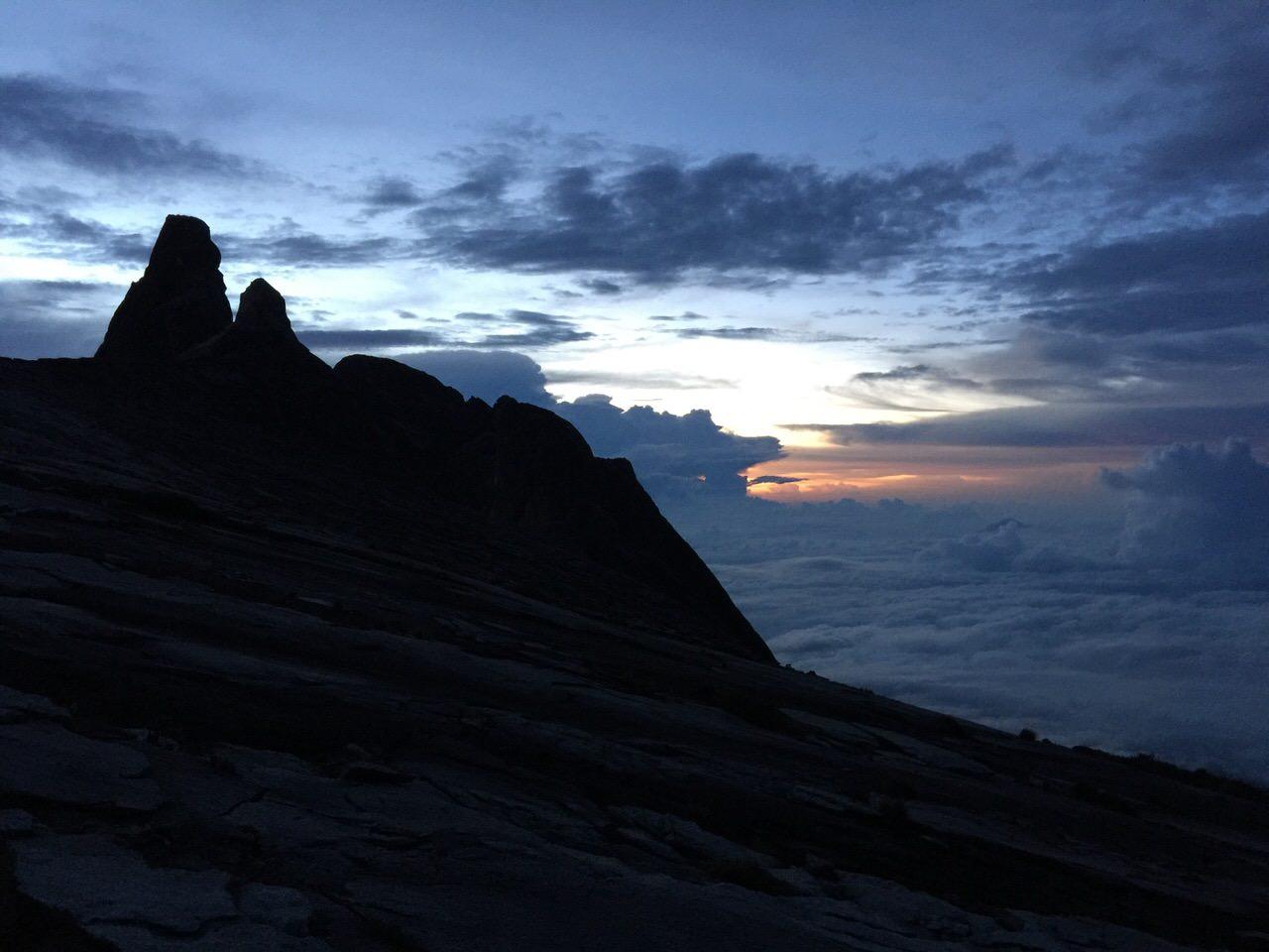 Kota Kinabalu climbing 4147