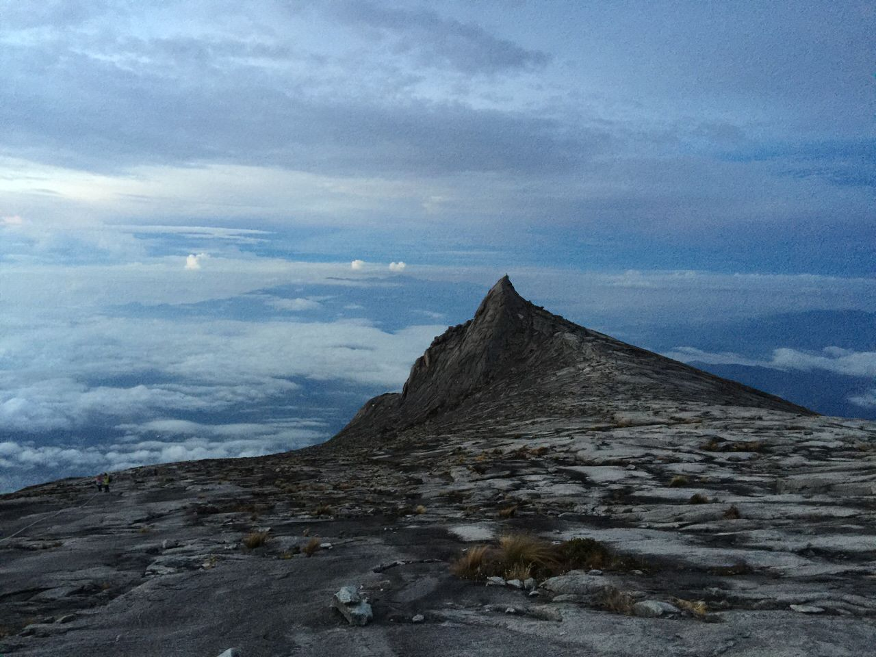 Kota Kinabalu climbing 4149