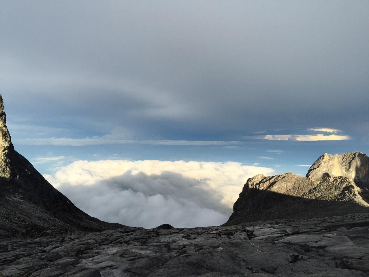 Kota Kinabalu climbing 4157