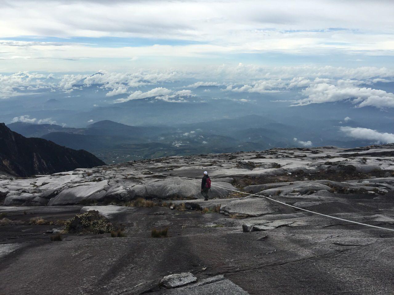 Kota Kinabalu climbing 4179
