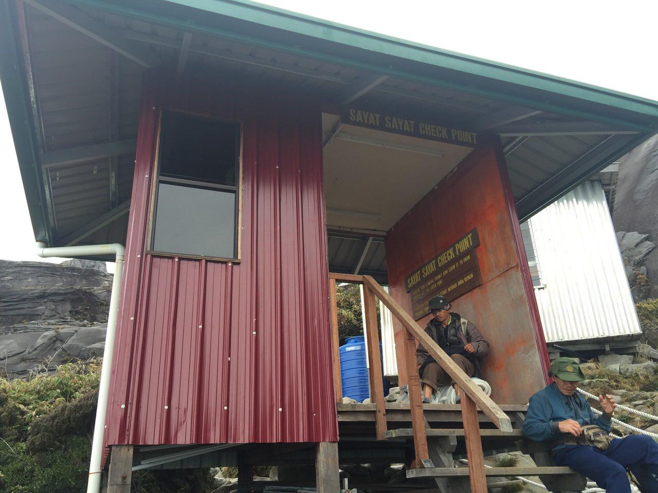 Kota Kinabalu climbing 4182