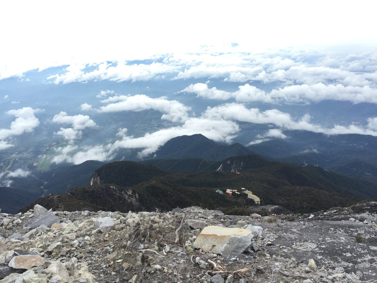 Kota Kinabalu climbing 4185