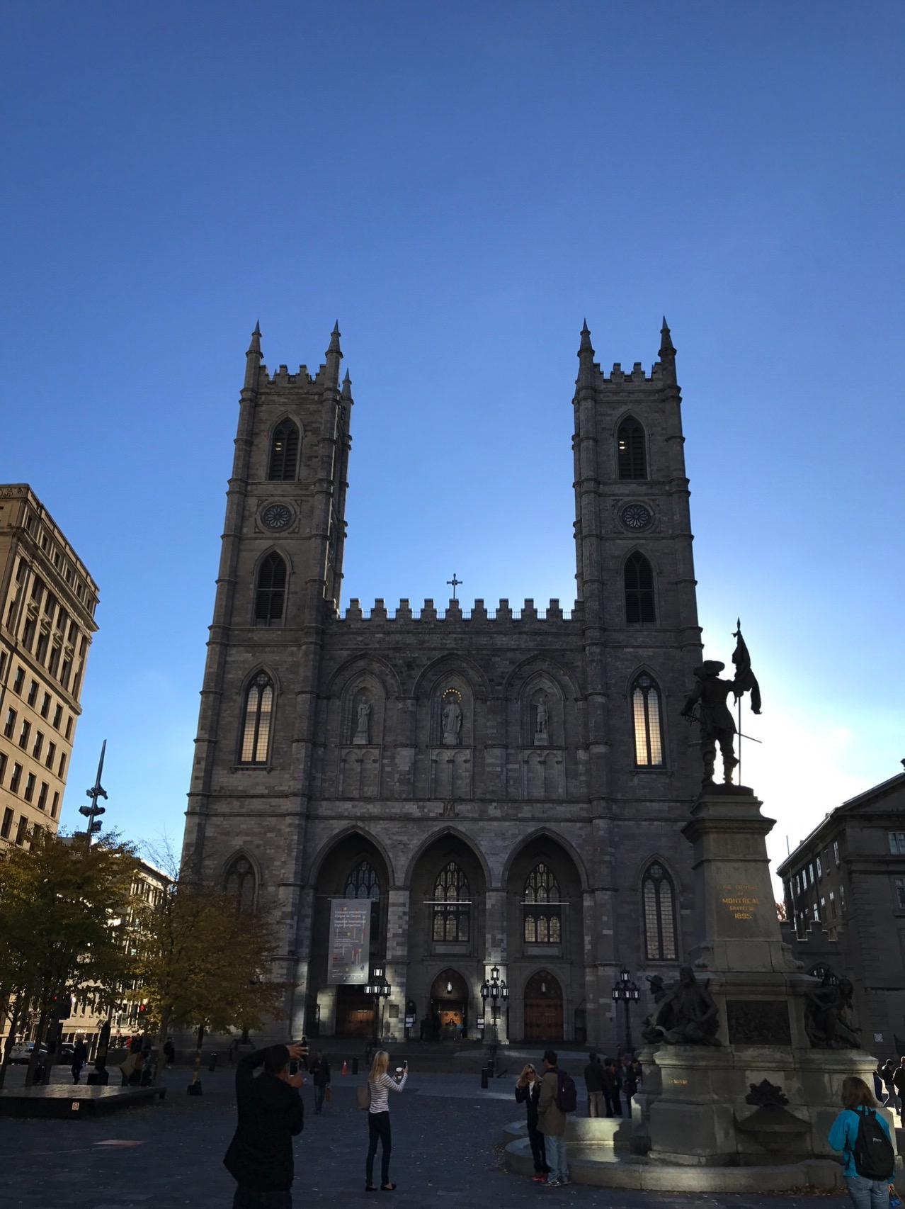 Notre Dame Basilica 0014