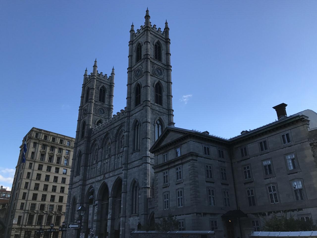 Notre Dame Basilica 9977