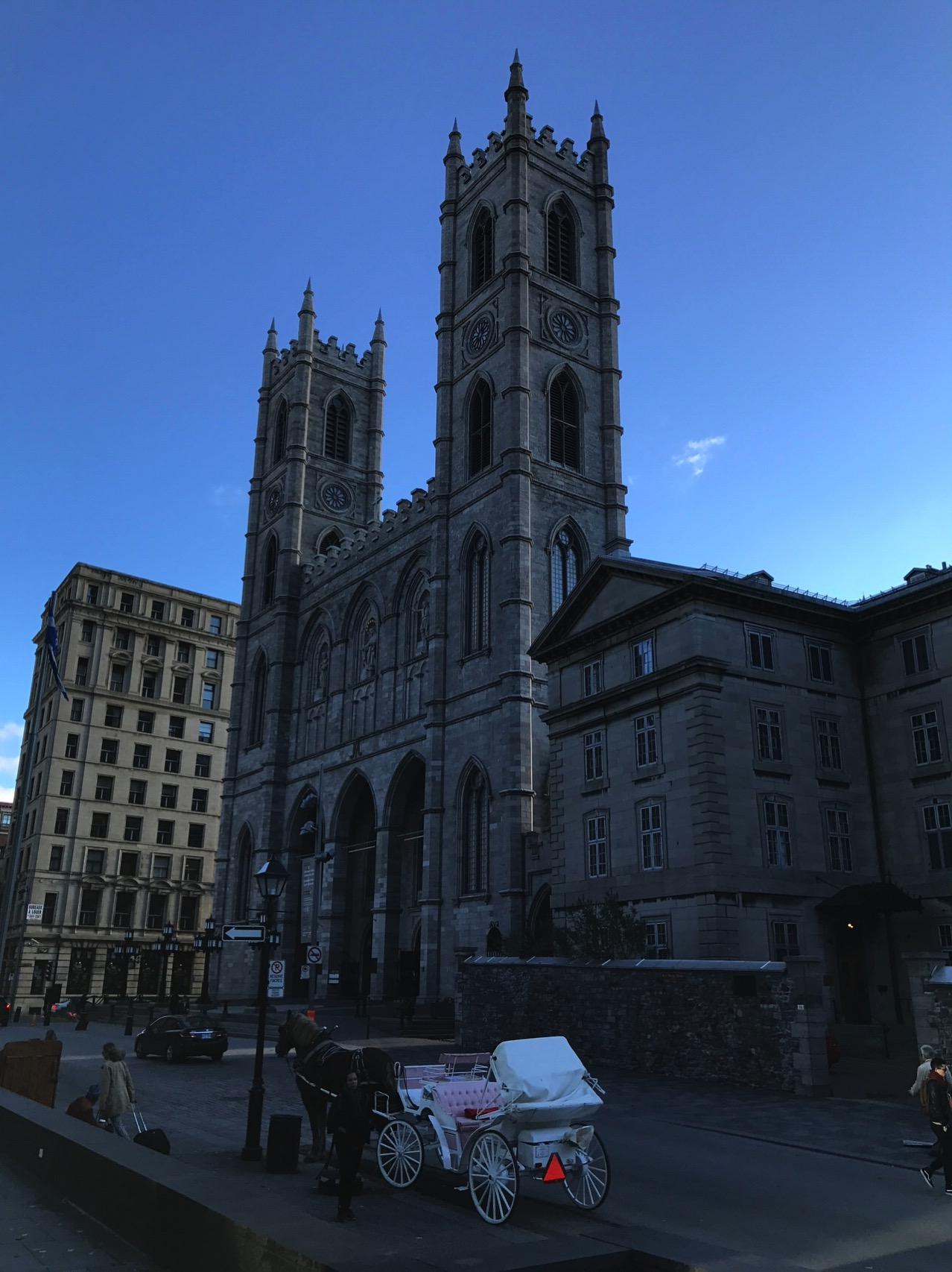 Notre Dame Basilica 9978