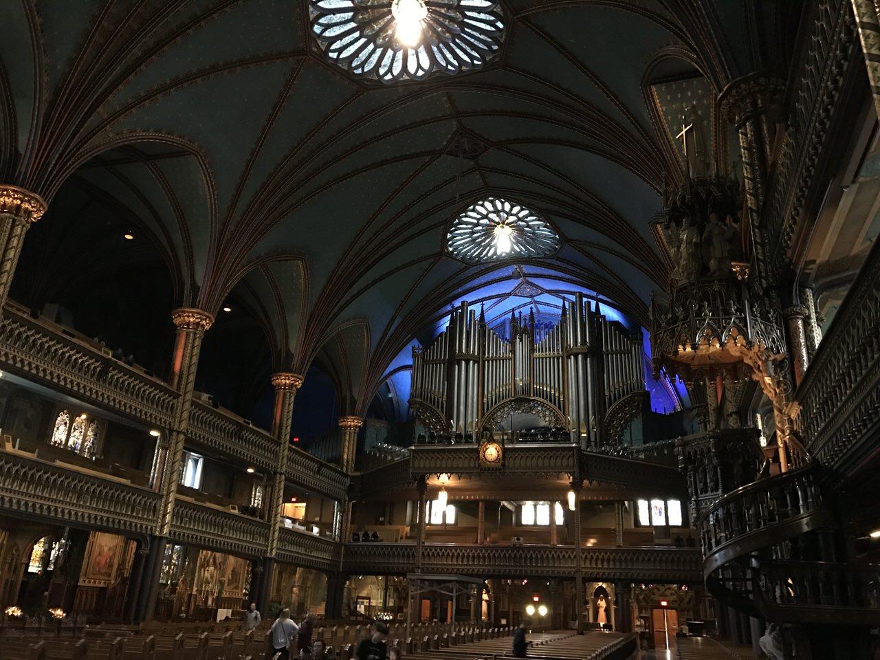 Notre Dame Basilica 9999