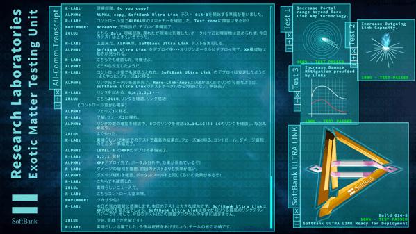 Softbank UltraLink v004 JP