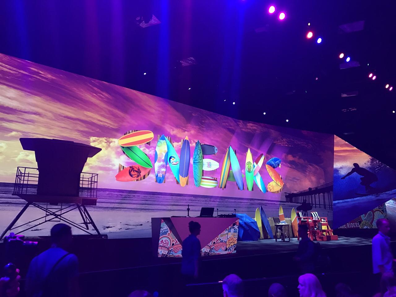 Adobe MAXの「SNEAKS(スニークス)」でチラ見せされたトンデモな技術たち #AdobeMAX #AD