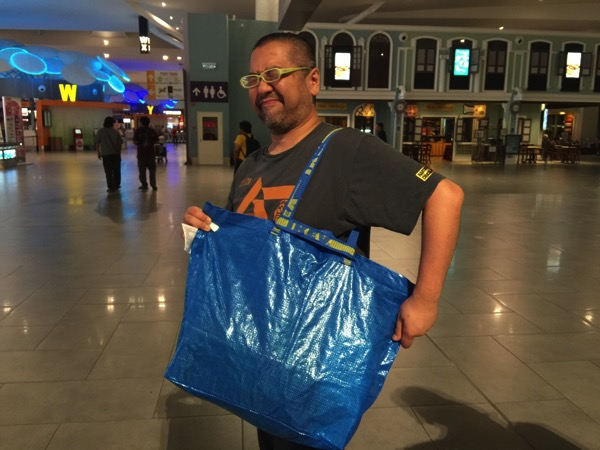 【LCC】「Air Asia X」クアラルンプールKlia2から成田空港に帰国 #マレーシア0泊3日