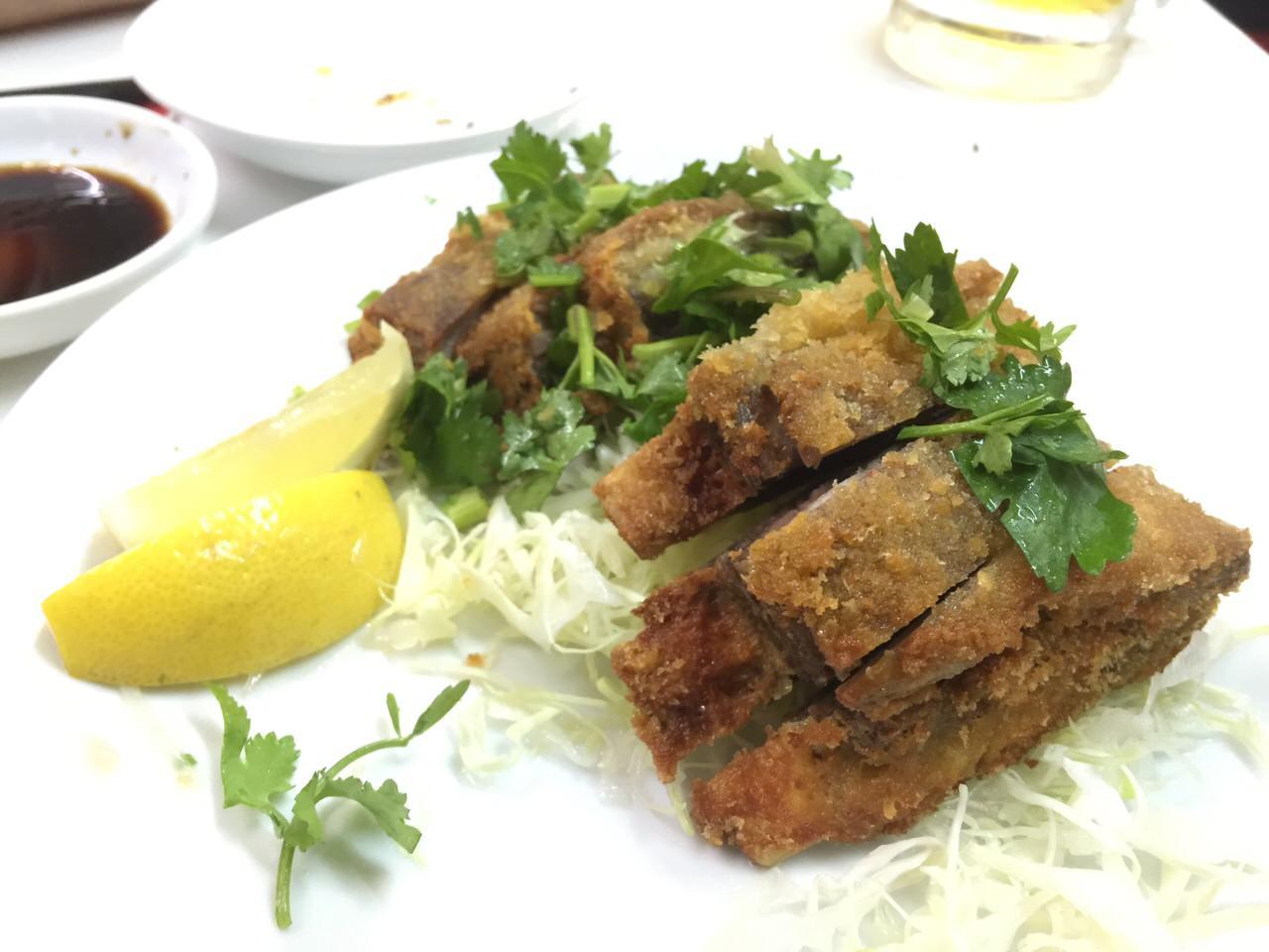 味坊(神田)ラム・羊肉 10