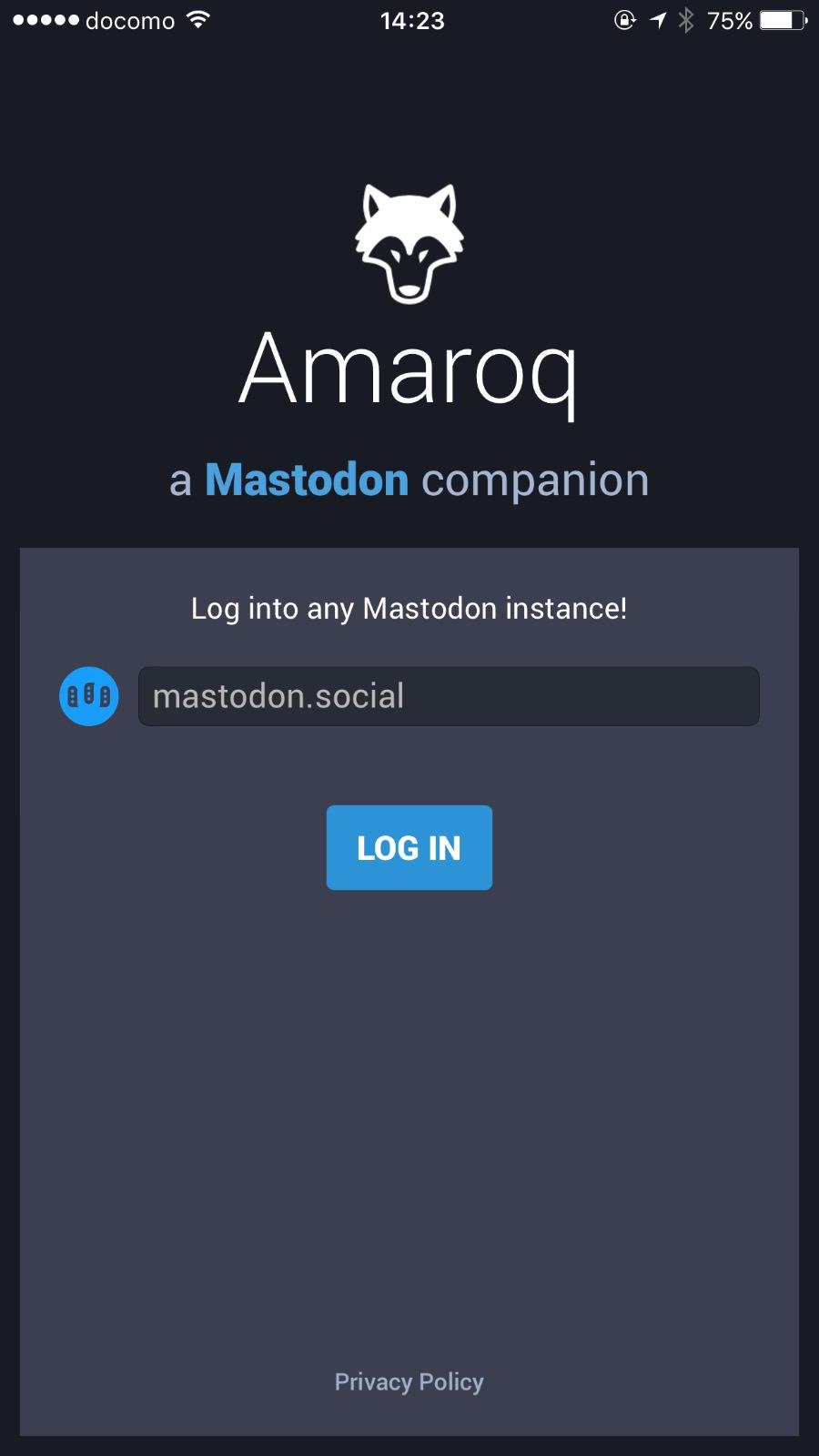 Amaroq 782