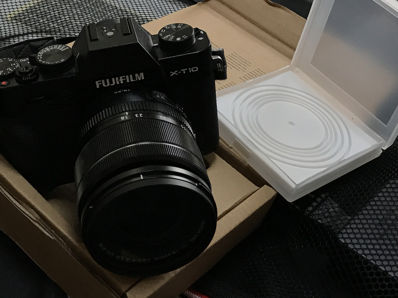 【Amazonベーシック】デジカメの保護レンズフィルター