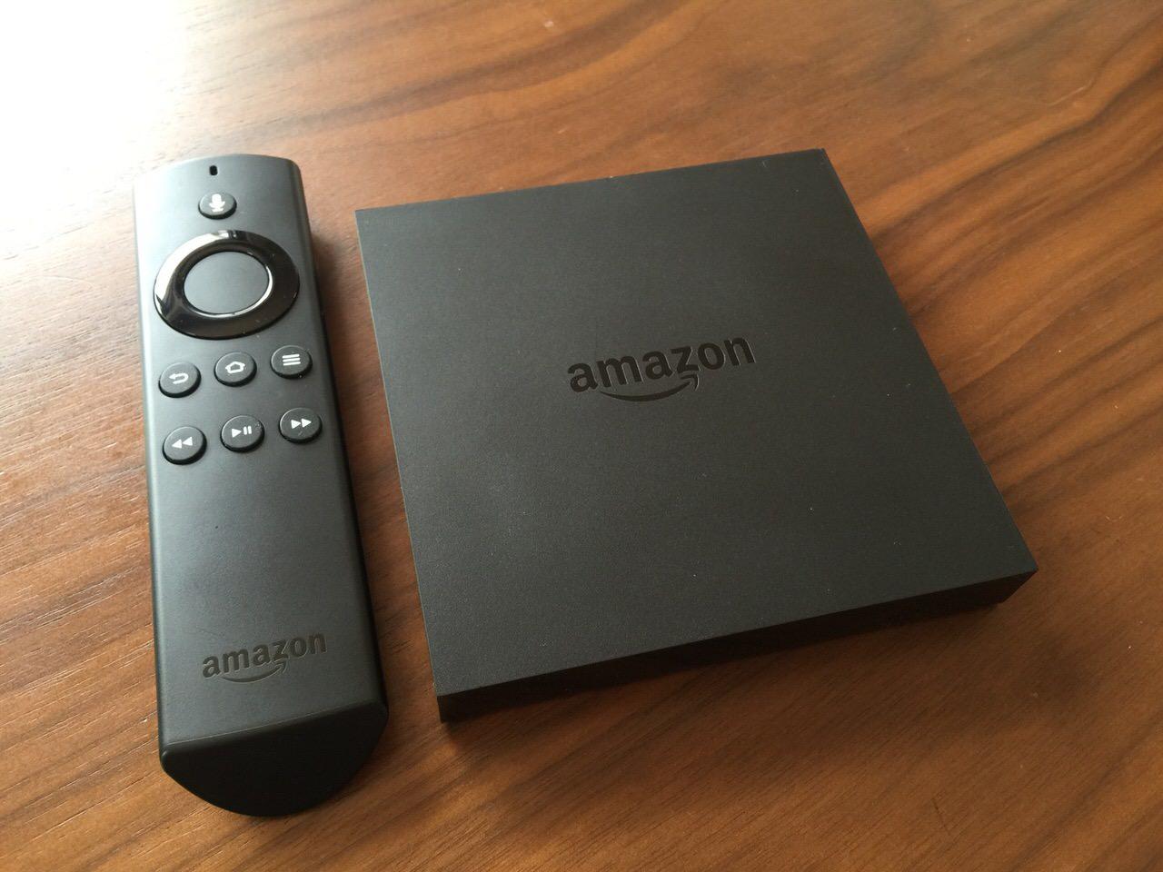 プライム会員ならお得な「Amazon Fire TV」を試しました → これで十分と思ったのですが‥‥