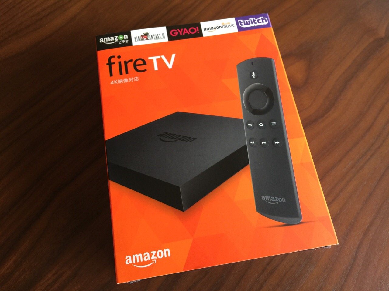 Amazon fire tv 3730