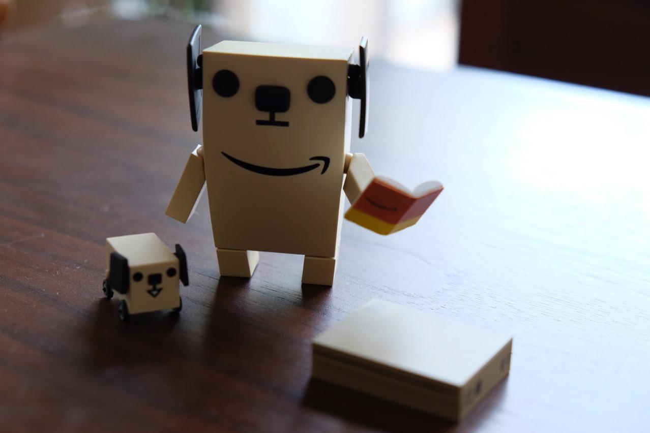 【フィギュア】リボルテックの「Amazonポチ」がやってきた!