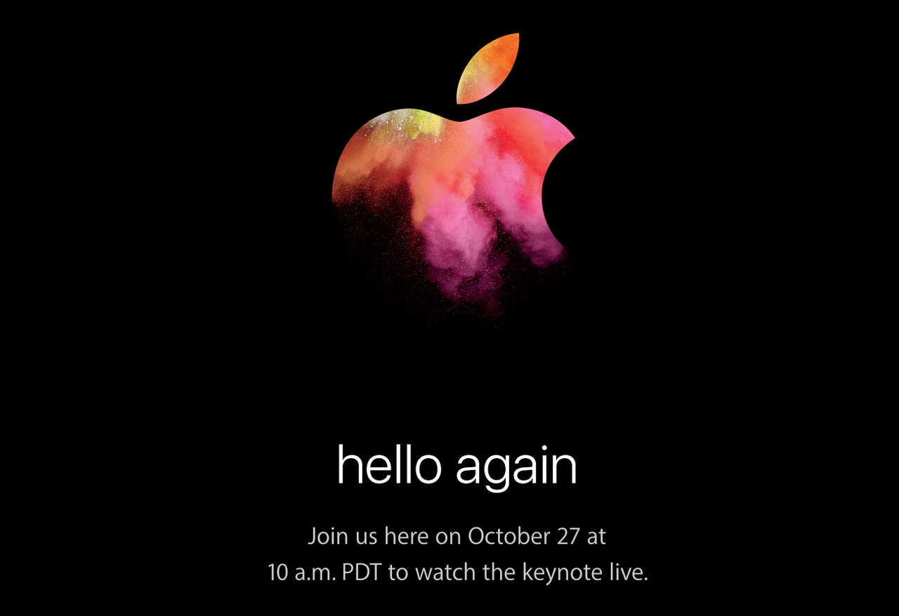 Apple hello again 0618