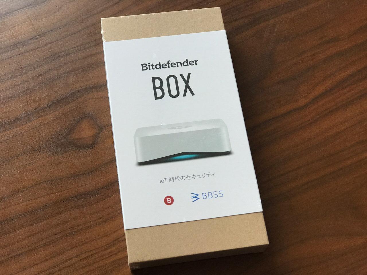 Bitdefender box 30258