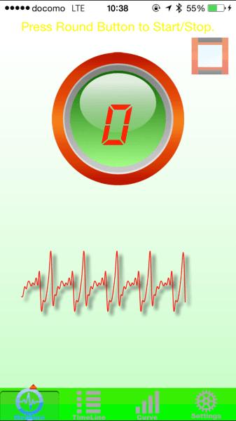 Blood pressure app 8430