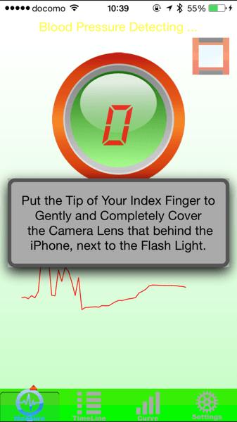 Blood pressure app 8431