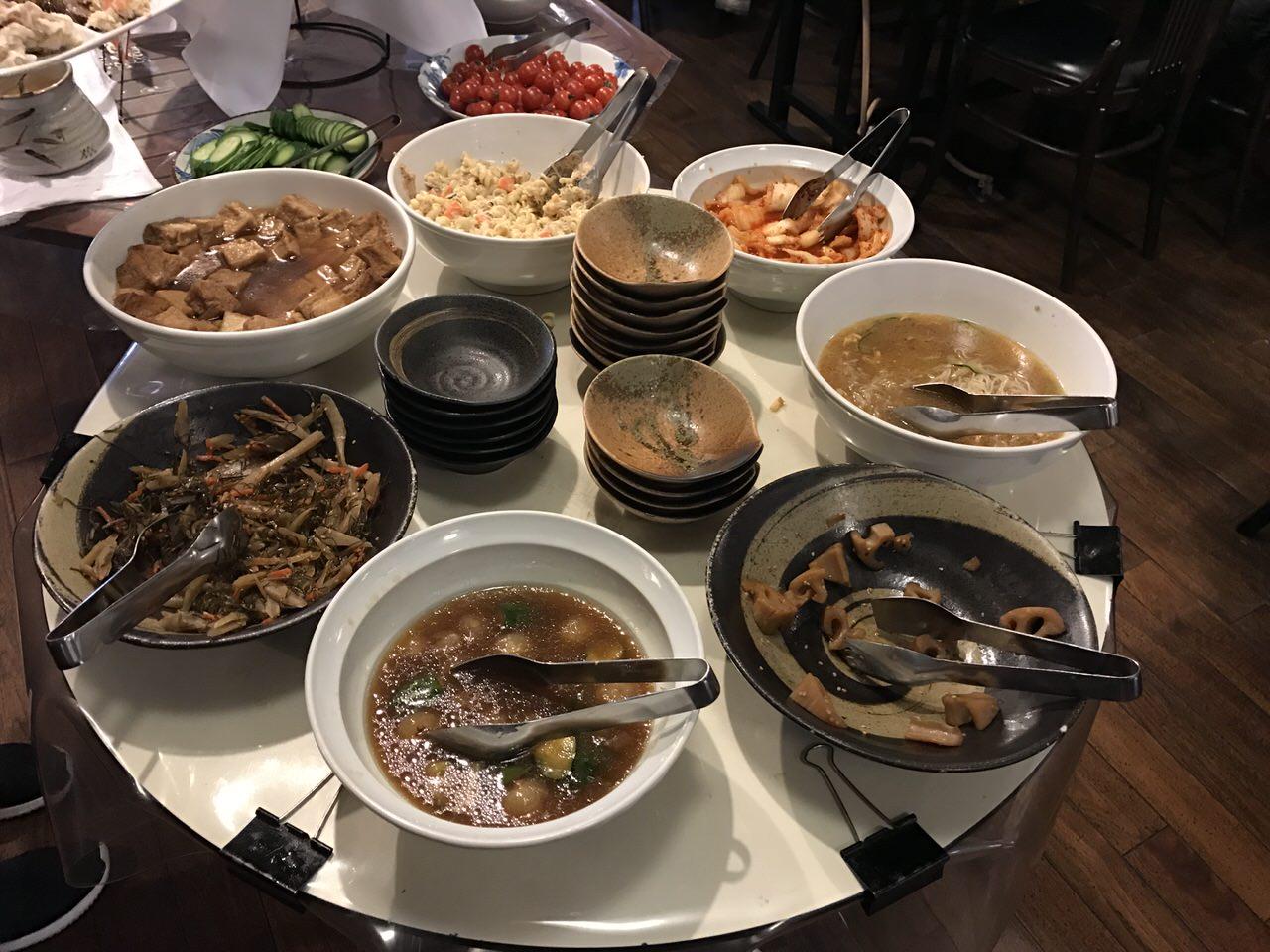 Butagumi lunch 3379