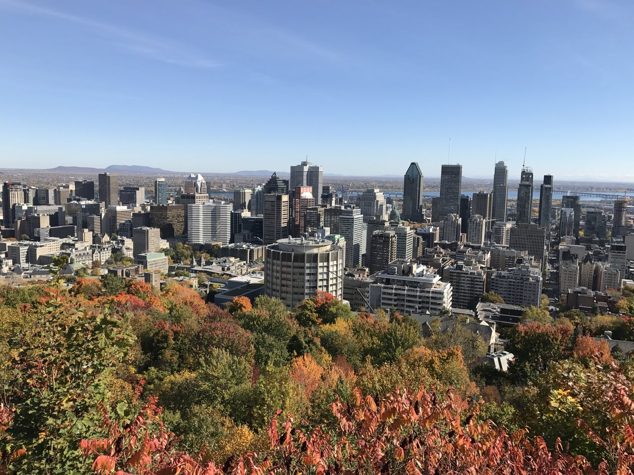 Canada montreal travel 9855