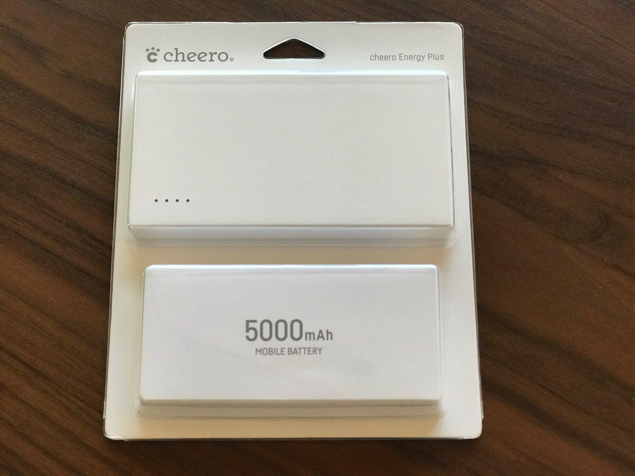 Cheero 5000 2917