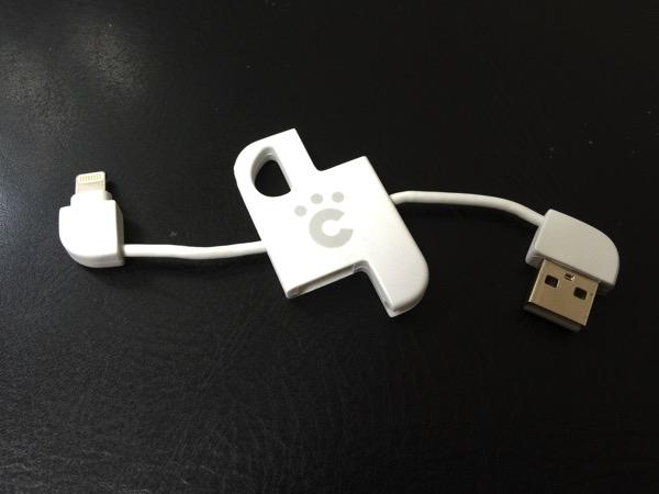 Cheero plate cable 4865
