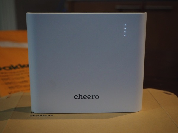 Cheero power plus 3 premium 5967