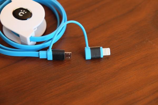 Cheero retractable cable 4373