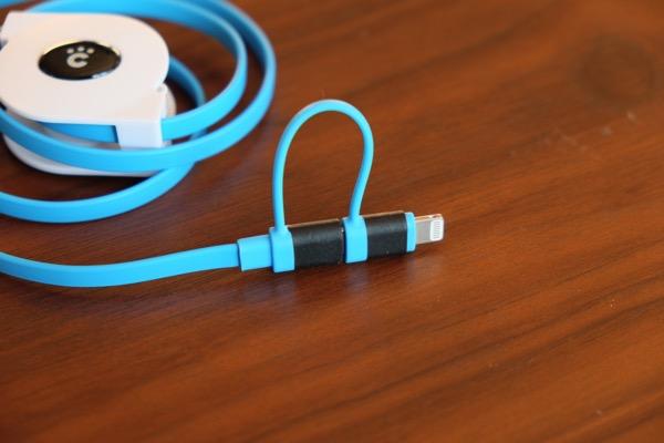Cheero retractable cable 4374