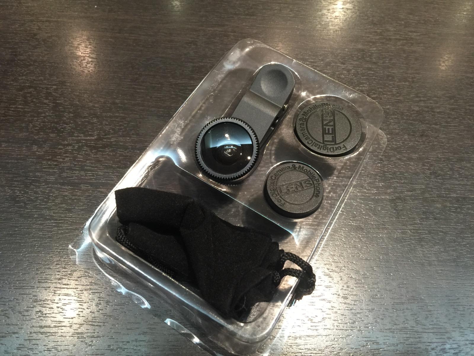 Clip lens 0300