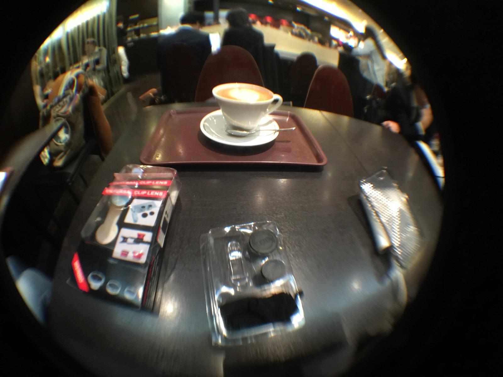 Clip lens 0302