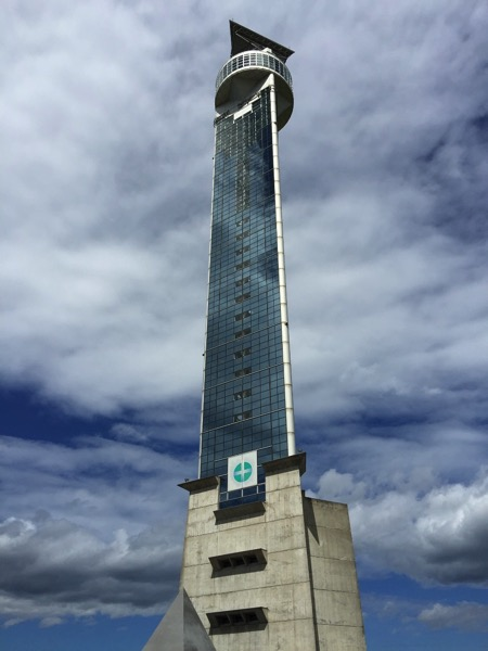 Cross land tower 5520