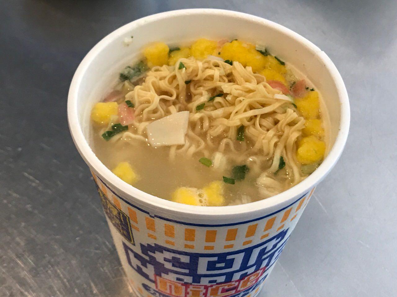 Cup noodle 9804