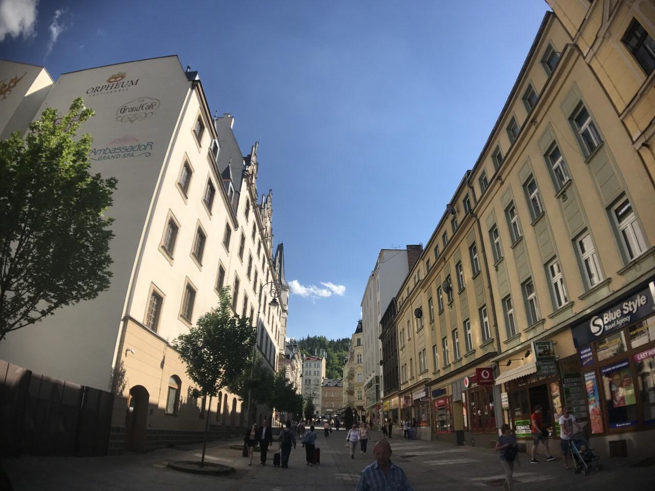 Czech tour 1230