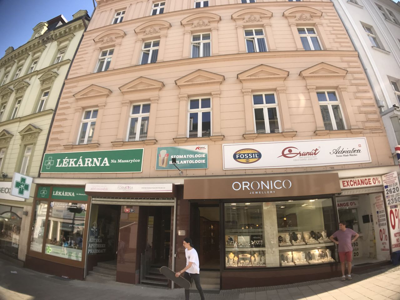 Czech tour 1243