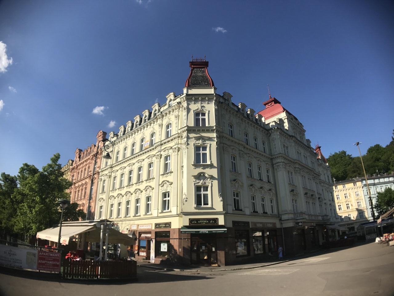 Czech tour 1250