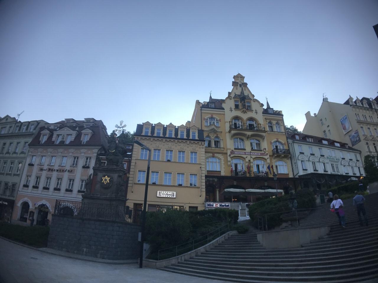 Czech tour 1284